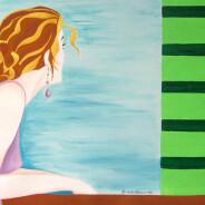 """Agnese Bruno – """"Alla finestra"""" [fotogallery]"""