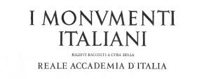 I rilievi di Castel del Monte della Reale Accademia d'Italia – 1934