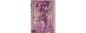 Il primo francobollo su Castel del Monte