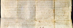 Cancelleria Imperiale di Federico II – Pergamena del 1241