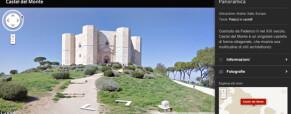 Castel del Monte sul World Wonders Project di Google